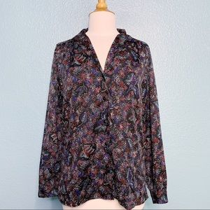 Levi's   Vintage Button Up Blouse